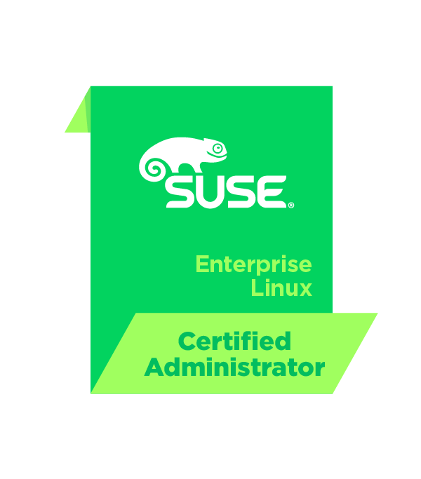 SUSE Certified Systems Administrator